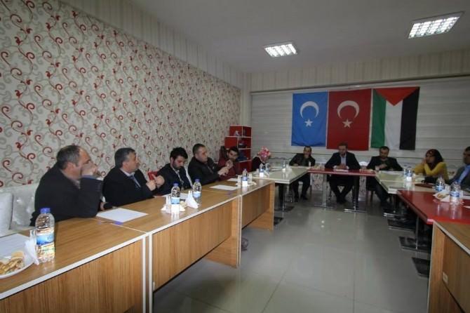 Bayburt AK Parti Gençlik Kolları STK'lar İle Biraraya Geldi