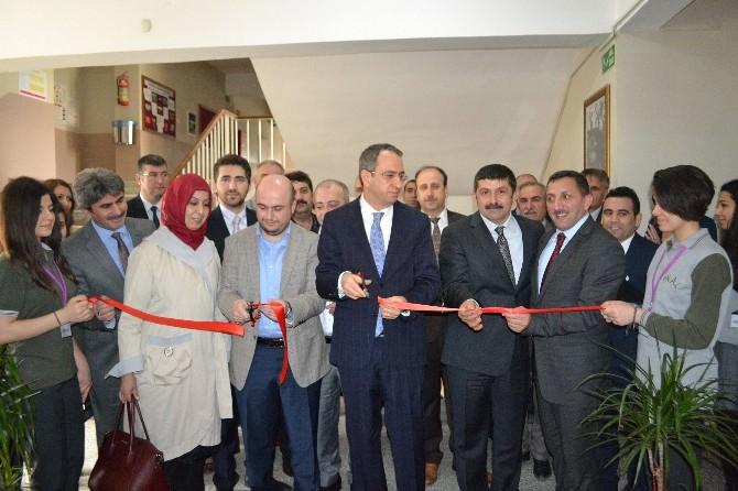 Çerkezköy'de Z Kütüphane Açıldı