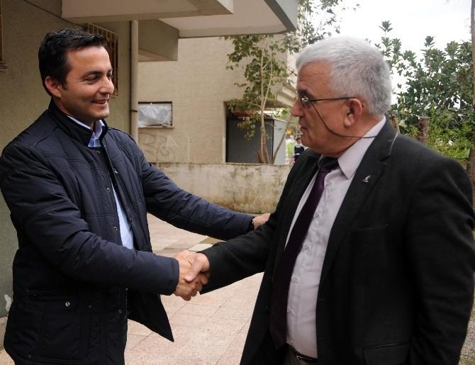 CHP Antalya Ön Seçim Birincisi Doktor Niyazi Nefi Kara, Baykal'ı Devirdi Sözlerinden Rahatsız