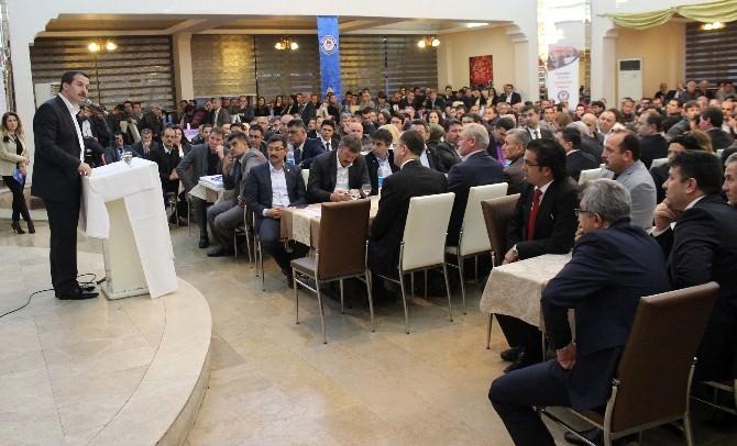 Eğitim Bir-sen Genel Başkanı Ali Yalçın: