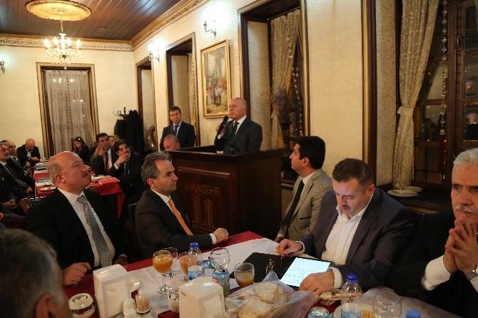 Erzurum Büyükşehir Belediyesi, Bir Yıllık Değerlendirme Toplantısı Yaptı