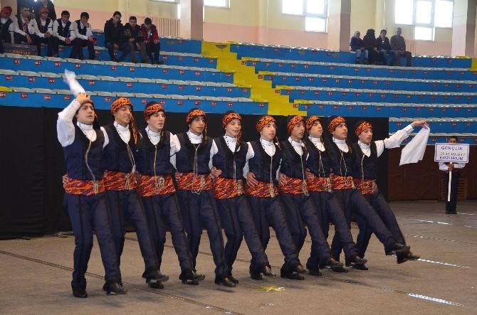 Erzurum Halk Oyunlarına Doyacak