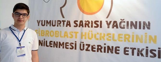 Erzurumlu Öğrencinin Başarılı Projesi