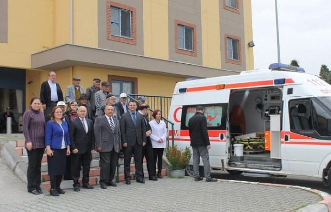 Huzur Evine Ambulans