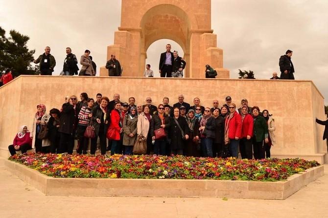 Kırşehir Çanakkale'de Tanıtıldı