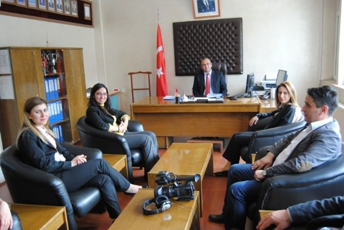 Gaziantep Üniversitesi'nden Mahkumlara Umut Eli