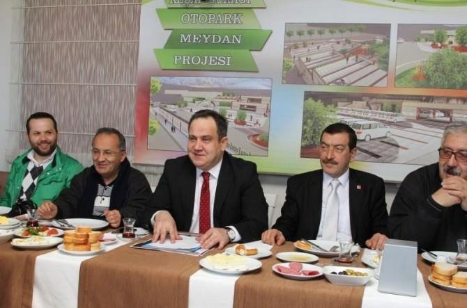 Giresun Belediye Başkanı Kerim Aksu Yıllık Değerlendirme Toplantısını Yaptı