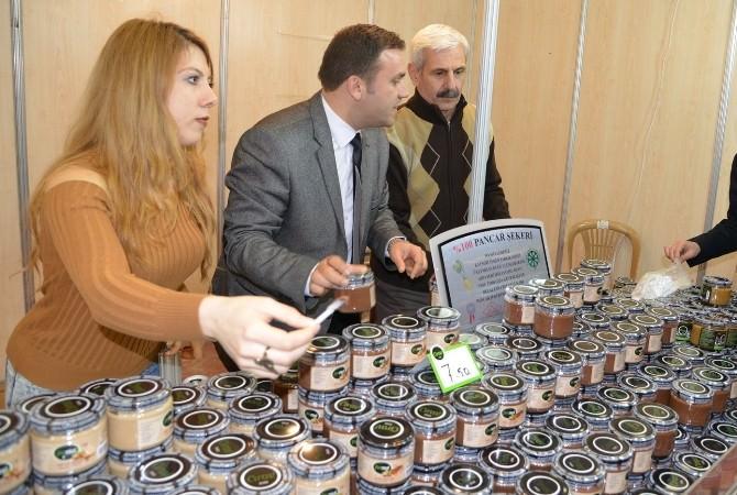 Kayseri Alışveriş Festivalinde Kayseri Şeker Rüzgarı Esti