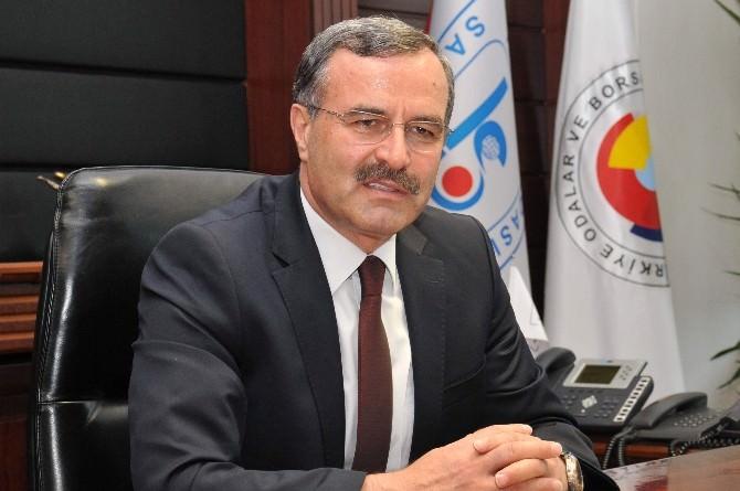 KSO Başkanı Kütükcü, 2014 Yılı Büyüme Rakamalarını Değerlendirdi