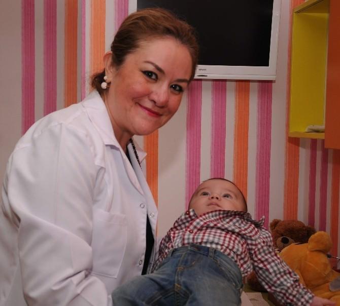 Bebeklerde Kusmuk Boğulmasını Güvenli Yatış İle Önleyin