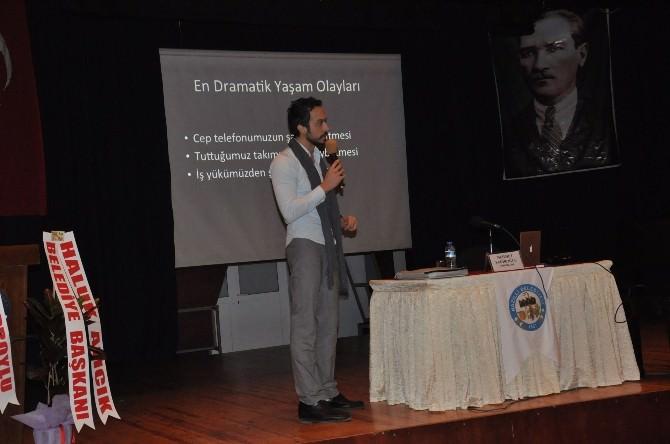 Mehmet Şakiroğlu, Duygularımız, Aşk, Öfke Ve Mutluluğu Anlattı