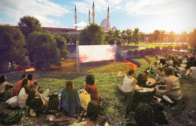 11 Nisan Parkının Temeli Bakan Çelik'in Katılımıyla Atılacak