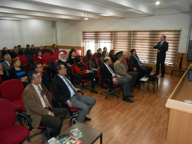 Aydın'da 8 İlçede Tarsim Bilgilendirme Toplantısı Yapıldı
