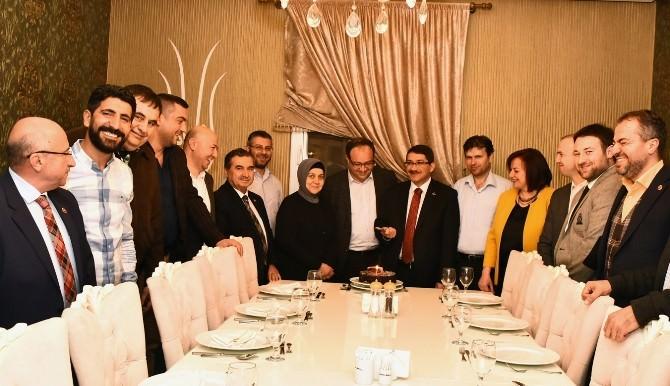 Şehzadeler AK Parti Grubu Hizmetteki İlk Yıllarını Kutladı