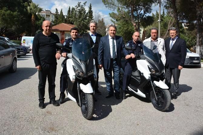 Yunusemre Belediyesi Motorize Zabıta Ekibi Kurdu