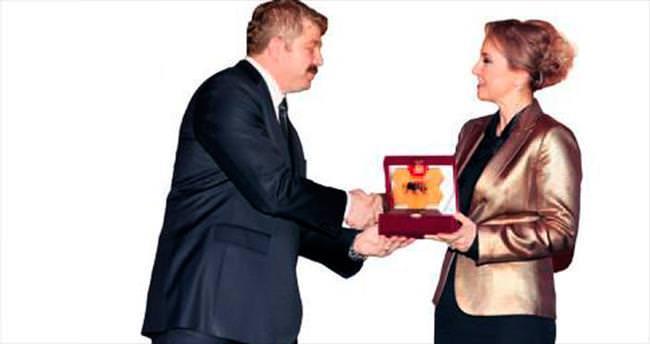 Fatma Semiz yılın yöneticisi seçildi