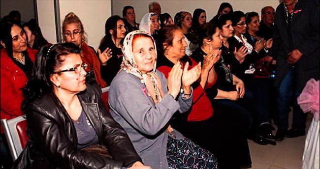 Güney Adanalı kadınlar sağlık panelinde buluştu