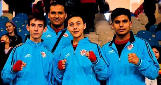 Muay Thai Türkiye şampiyonası başladı