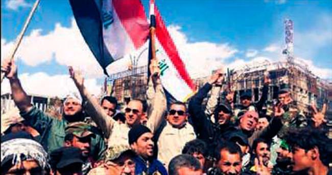 Irak ordusu Tikrit'i DAEŞ'ten kurtardı