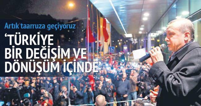 'Bu gömlek artık Türkiye'ye dar...'