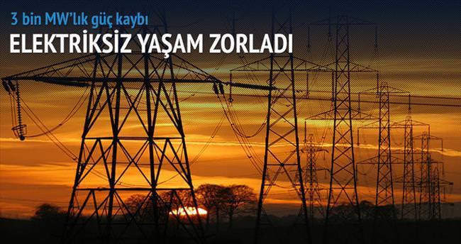 3 bin MW'lık karanlık