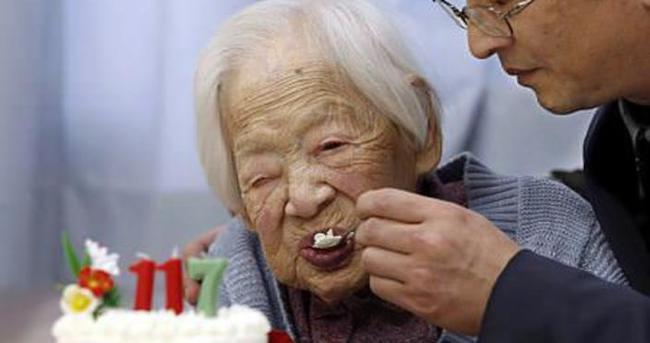 Dünyanın en yaşlısı öldü