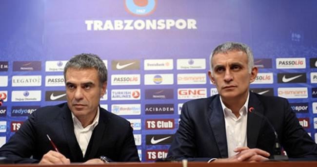 Trabzonspor'da kritik zirve ertelendi