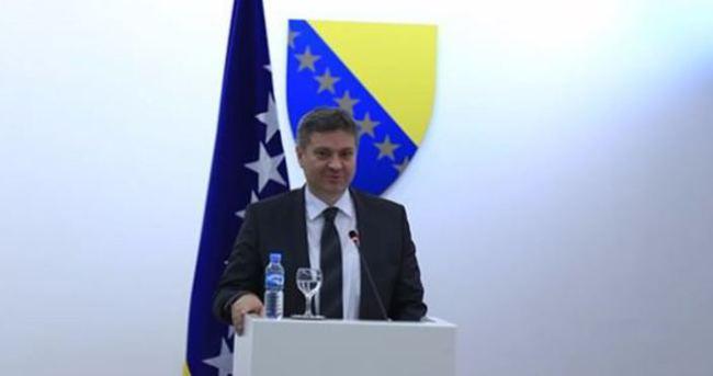 Bosna Hersek'te hükümet kuruldu