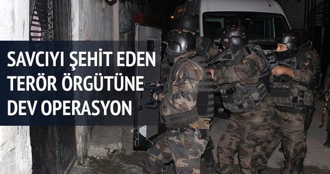 DHKP-C operasyonu! 29 gözaltı