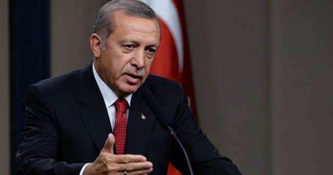 Cumhurbaşkanı Erdoğan Türkiye'ye erken dönecek
