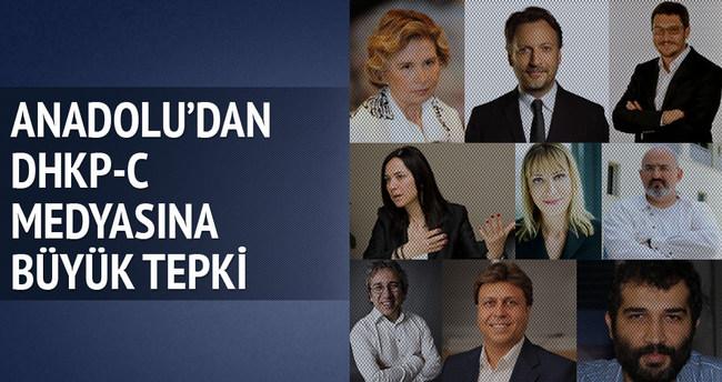 Anadolu basınından DHKP-C medyasına tepki