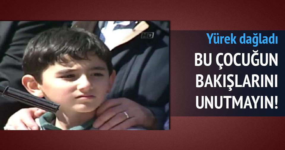 Türkiye'yi ağlatan an!