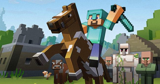Minecraft çılgınlığı devam ediyor