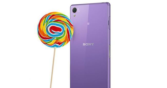 Xperia Z3'e Android 5.0 Lollipop güncellemesi geldi