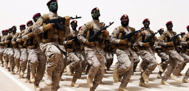 Suudi Arabistan'a kara harekatı talebi