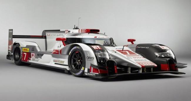 İşte Audi'nin yeni yarışçısı