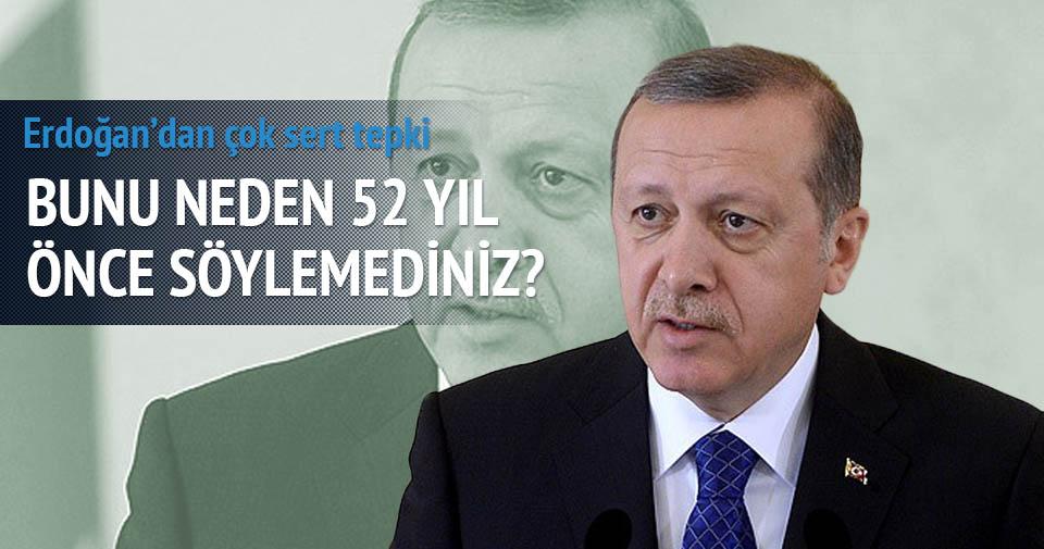 Erdoğan: Türkiye AB'ye yük olmaz, yük alır!