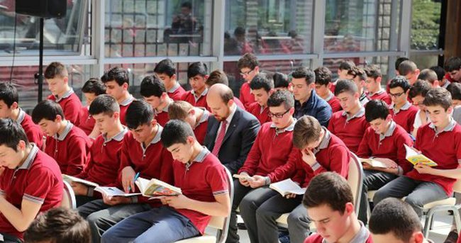 Bilal Erdoğan'dan 'RENK'e destek