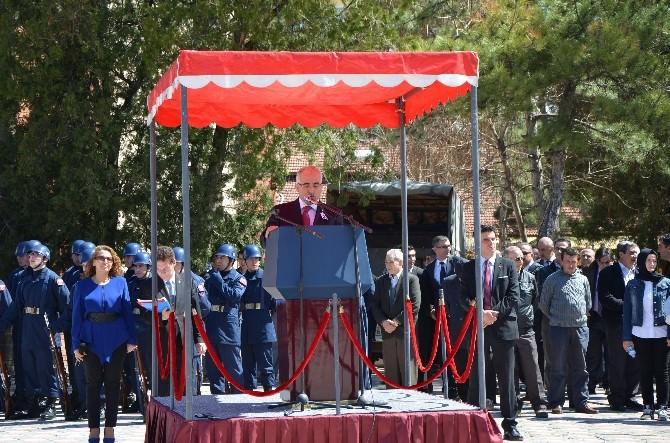 2. İnönü Zaferinin 94. Yıl Dönümü İnönü'de Törenle Kutlandı