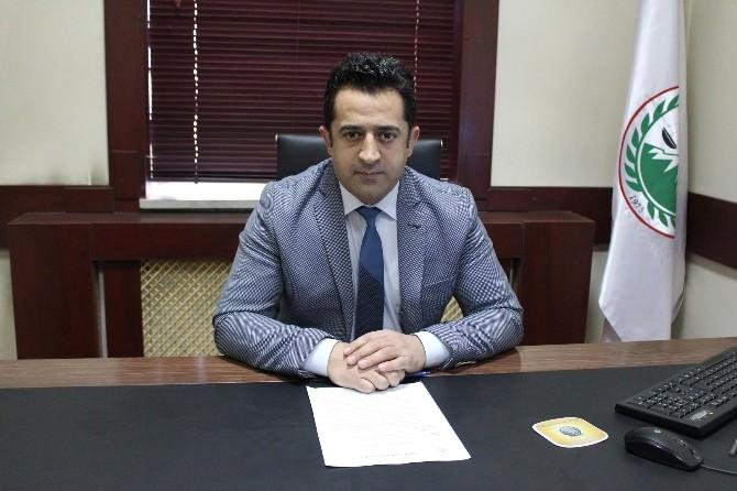 Baro Başkanı Artuk'tan Savcı Kiraz İçin Taziye Mesajı