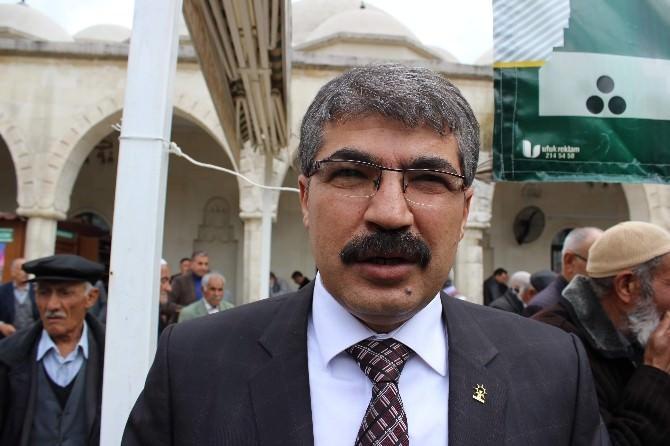Şehit Cumhuriyet Savcısı İçin Gıyabi Cenaze Namazı Kılındı