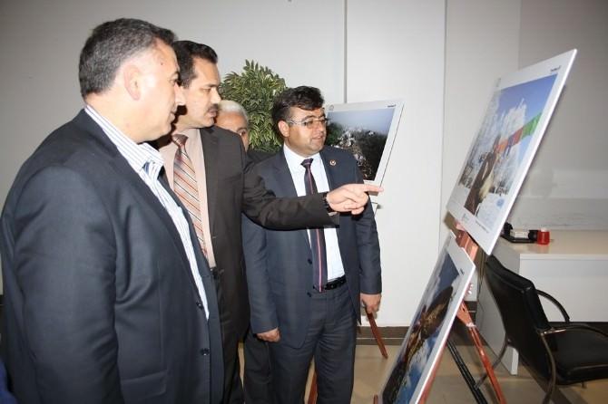 Aksaray'da 6. Tarım Ve İnsan Konulu Fotoğraf Sergisi Açıldı