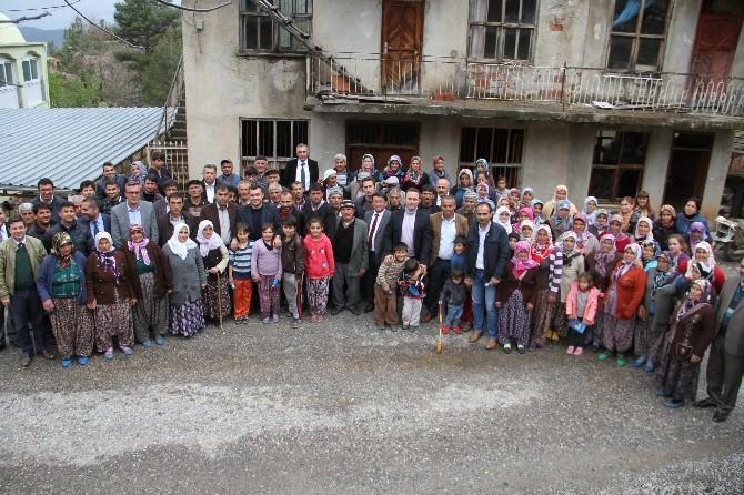 Alanya'da İhtiyaç Sahiplerine Halk Kart Verilecek