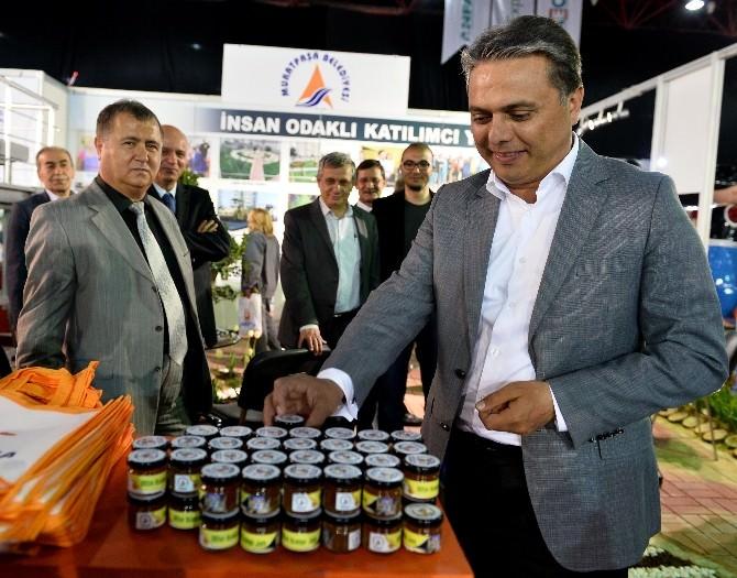 Muratpaşa Belediyesi Cıty EXPO'nun Da Yıldızı
