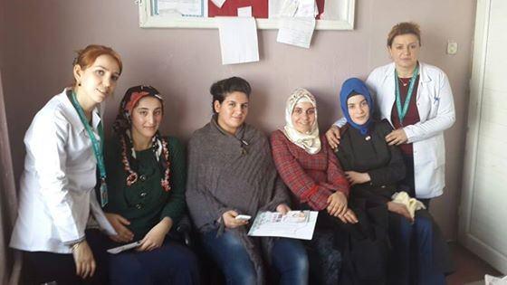 Arpaçay'da Anne Adaylarına Gebelik Eğitimleri Başladı