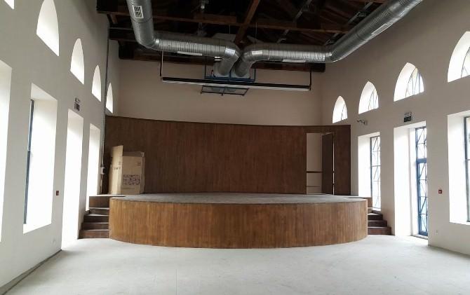 Bandırma'daki Tarihi Yapı, Kültür Ve Sanat Merkezi Oldu