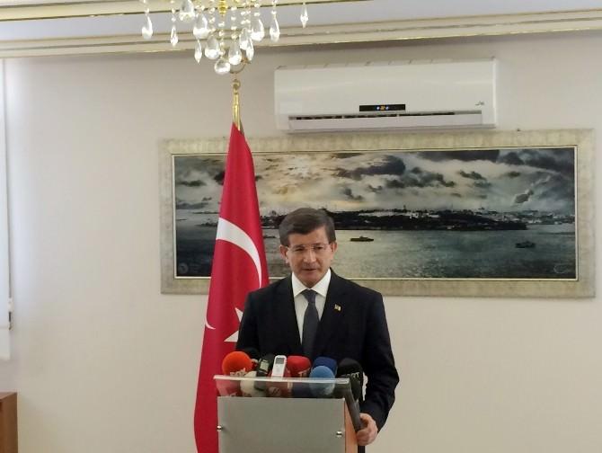"""Başbakan Davutoğlu: """"Kılıçdaroğlu'nun O Tweetleri Unutulmayacak"""