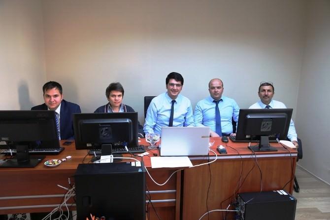 Bayburt Üniversitesi Personeline Ebys Eğitimi
