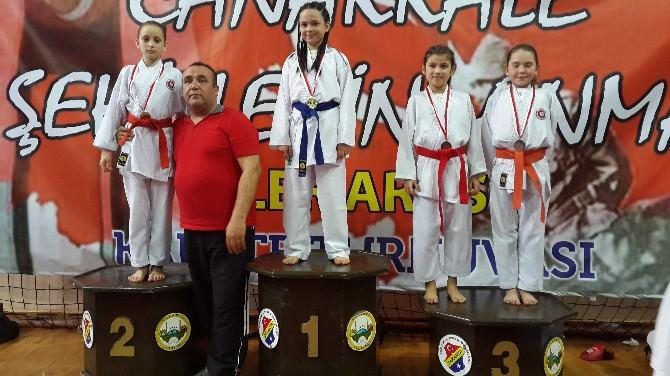 Levent Kardeşler Karate De Başarıya Doymuyor