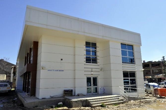 SGK Hizmet Binası 2 Yıldır Açılamıyor